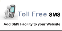 Toll Free SMS Service